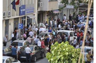 Atenas fue sacudida por un terremoto de magnitud 5,1