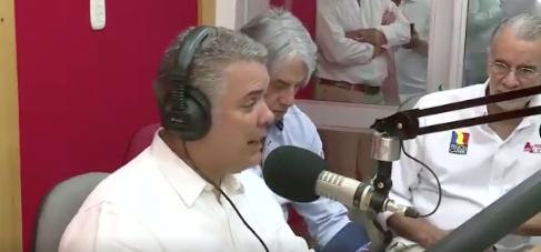 Duque advirtió denunciar internacionalmente al país que esté protegiendo a Santrich