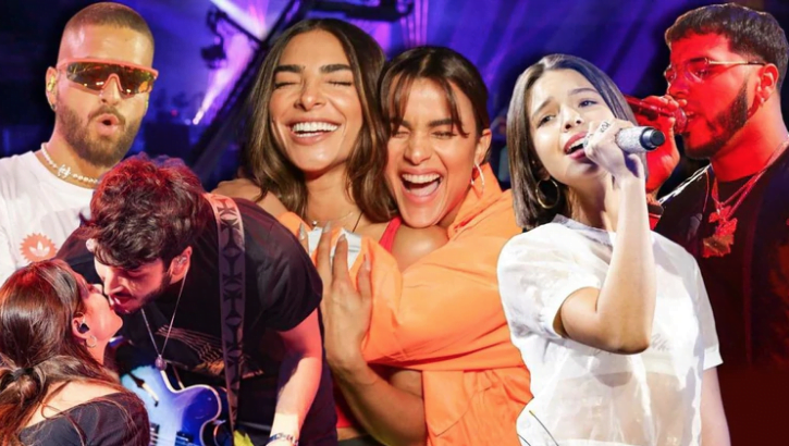 Aquí te presentamos los ganadores de los Premios Juventud 2019: Anuel AA y Bad Bunny fueron los más galardonados