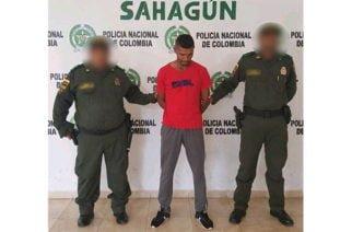Capturan en Sahagún a un hombre con circular azul de Interpol