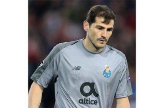Casillas hará parte de la dirección técnica del Oporto