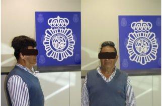 Cayó en España un colombiano que llevaba cocaína bajo la peluca