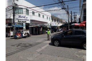 Cierre de calles en Montería por labores de mejoramiento vial