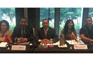 Colombia presentó en Singapur su experiencia en la detección de adulterantes tóxicos en drogas ilícitas