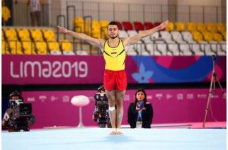 Colombia se hizo con sus primera dos preseas de bronce en gimnasia artística