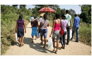 Cordobexia alerta desplazamiento de 12 familias en San José de Uré