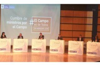 Cumbre de ministros por el campo acuerda solicitar recursos al Banco Mundial para inversión en vías rurales