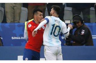 De los $92 millones que gana al año, Messi deberá pagar $1.500 como multa por expulsión en partido ante Chile