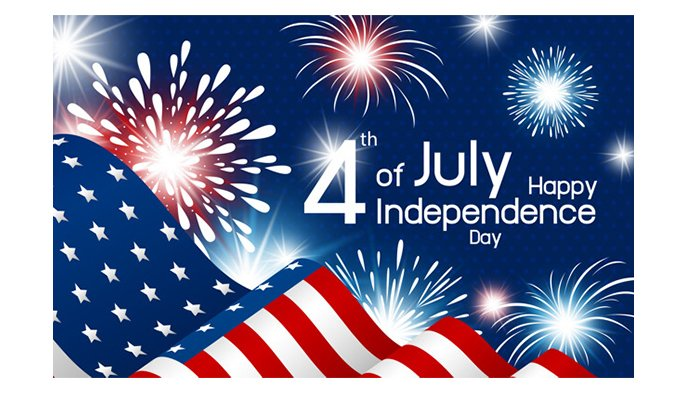 Donald Trump rompió las tradiciones del 4 de Julio y organizó celebración por Día de la independencia al estilo francés