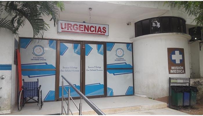 El caos persiste en el Hospital San Andrés Apóstol