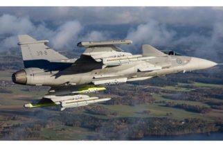 España y Suecia ofertan al gobierno colombiano flota de aviones de guerra