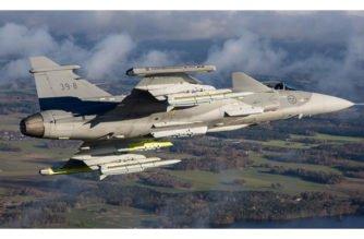 España y Sucia ofertan al gobierno colombiano flota de aviones de guerra