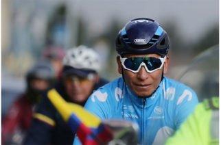 Este podría ser el último tour de Nairo Quintana con el Movistar Team