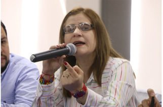 Gobernadora de Córdoba anuncia reinicio de obras del nuevo hospital del municipio de Chinú
