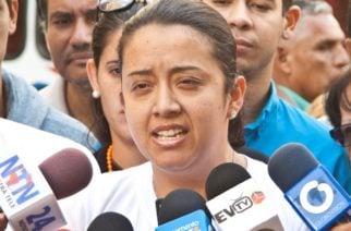 Gaby Arellano, diputada opositora venezolana,  denunció que 'Jesús Santrich' está refugiado en zona minera de Venezuela