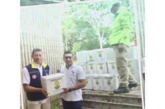 Gobernación y UNGRD entregaron ayuda humanitaria en nueve municipios de Córdoba