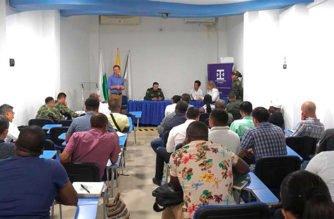 Gobierno presentó plan para proteger a líderes del programa de sustitución de cultivos