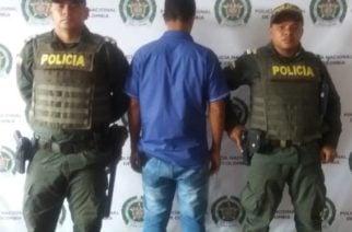 Capturan a dos hombre por porte ilegal de armas de fuego en Córdoba