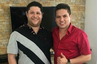 Orlando Benítez sí va: Andrés Calle dio el apoyo al aspirante a la gobernación