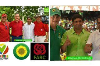 Lo que hay detrás de la campaña de Daniel 'El Mocho' Montero