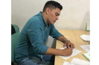 José Luis Gómez inscribe su candidatura al Concejo de Montería con el aval del Partido Alianza Verde