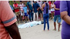 De  varios disparos asesinaron a un hombre en San Pelayo
