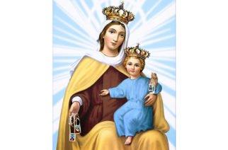 Júbilo este 16 de julio, hoy es la fiesta de la Virgen del Carmen
