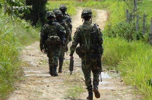 """Líder campesino del sur de Córdoba denuncia que operación Aquiles """"no tiene suficiente presencia"""""""