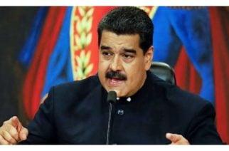 """Maduro ordena """"ejercicios militares"""" en las fronteras"""