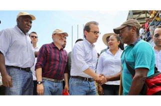 Mediante programa que inició en Puerto Escondido MinAgricultura ha entregado 3.500 toneladas de silo en siete departamentos