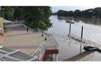 Montería atenta por alerta roja y naranja sobre posibles inundaciones en cuencas del Sinú
