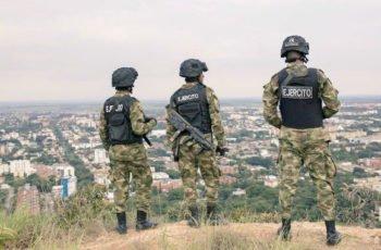 Por hechos irregulares estudian enviar 1400 funcionarios de la policía militar  al Norte de Santander