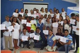 Productores agropecuarios de Córdoba certifican sus competencias laborales con apoyo del SENA y la FAO