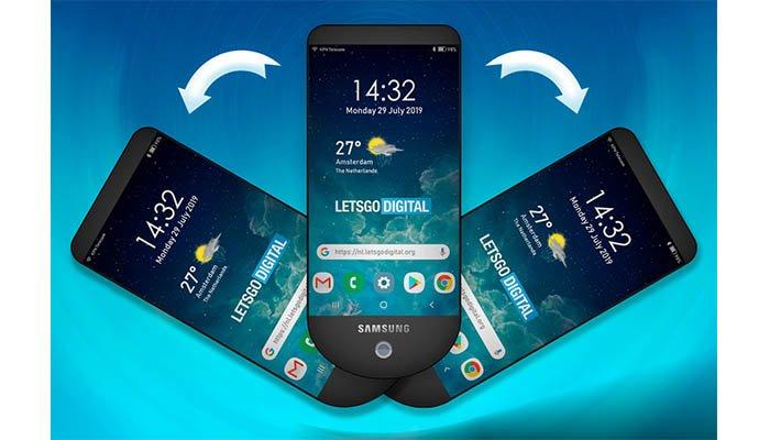 Samsung diseña un  prototipo para sus nuevos dispositivos