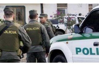 Sonaron las balas: Con ráfagas de disparos atacaron sede policial en Bolívar