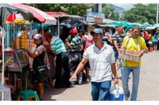 Trabajos informales se elevan a 48,1 % en Colombia
