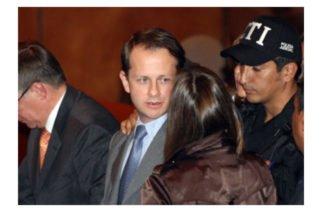 Tras su extradición, ordenan el traslado de Andrés Felipe Arias a la cárcel de máxima seguridad de Bogotá