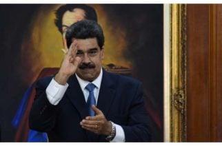 """Un """"corto plazo"""" dio EE.UU a Maduro para abandonar el poder"""