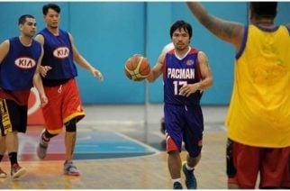 Una vez cuelgue los guantes Manny Pacquiao pretende comprar un equipo de la NBA