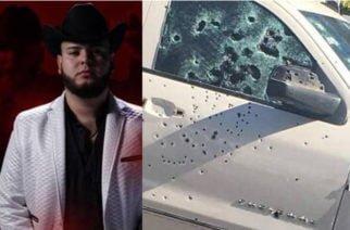 VIDEO: Con una centena de balazos acribillaron en México a cantante de narcocorridos