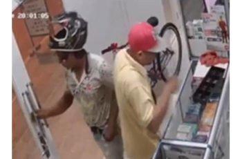 VIDEO: La delincuencia se ha hecho casa en La Pradera: Van cuatro robos al mismo local en menos de un mes