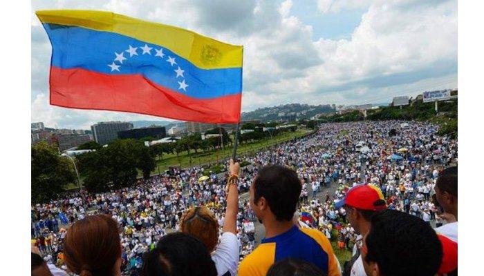 Venezuela conmemora hoy su Día de la Independencia con marchas contra el régimen de Maduro