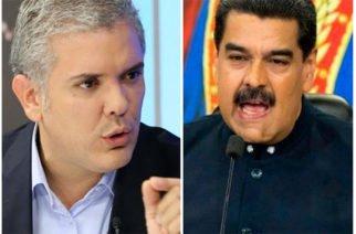 «Venezuela es un santuario de terroristas y narcotraficantes»: Duque tras lo dicho por Maduro sobre 'Santrich'