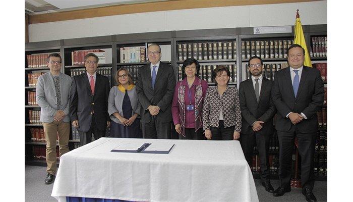 Pacto de la Mesa de Meritocracia fortalecerá el empleo público en el Estado