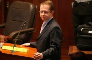 Andrés Felipe Arias no podrá ejercer cargos públicos hasta 2027