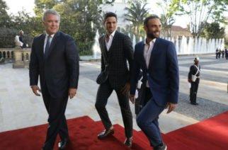 Los tenistas Cabal y Farah fueron condecorados por el presidente Iván Duque