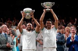 ¡Bravo! Colombianos Cabal y Farah se alzan en Wimbledon