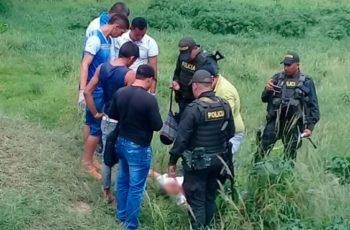 Triplete sangriento: A disparos asesinaron a tres hombres en zona rural de Antioquia
