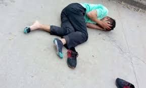 Brutal ataque contra campesino para despojarlo de su motocicleta en San Pelayo