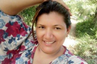 Otra lideresa asesinada: A disparos la matan cuando salía de su casa en El Copey, Cesar